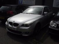2005 BMW 535d M Sport Automatic - 78000 Miles - LOW MILEAGE - Finance Available