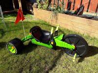 Huffy junior green machine