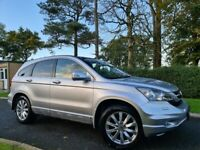2011 Honda CR-V 2.2 i-DTEC EX 5dr Auto 4X4, Top Spec, Rear Intertainment Pack! Heated Leather!