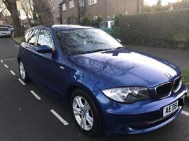 BMW 1 SERIES 2.0 118d 5dr