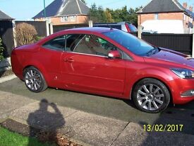 ford focus coup cc