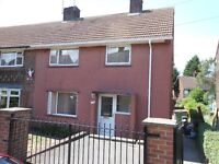 3 Bed Semi-Detached House, Pevril Road, Alfreton, DE55 5LR