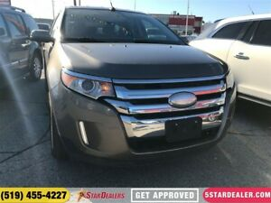 2013 Ford Edge SEL Ecoboost | CAM | HEATED SEATS
