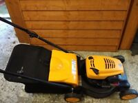 McCulloch lawn Mower with Briggs and Stratton engine