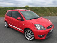 2006 56 REG FORD FIESTA ST IN GREAT CONDITION FOR SALE WITH LONG MOT AND SERVICE HISTORY
