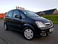 March 2009 Vauxhall Meriva 1.3 Cdti 5 DOOR! Great Car! FSH! FULL YEARS MOT! Finance & Warranty!