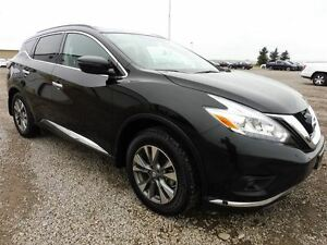 2016 Nissan Murano SV AWD Bluetooth Panoramic Sunroof