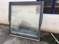 Velux window, wooden
