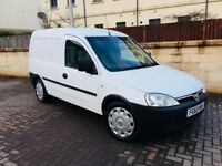 VAUXHALL COMBO 1.7 CDTI 2010 1 OWNER SUPERB CONDITION MOT 1 YEAR FSH