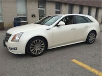 2010 Cadillac CTS 3.6L AWD PERFORMANCE PKG NAVIGATION
