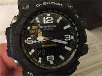 G Shock Mudmaster GWG-1000-1A3ER 8 weeks old