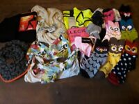 Bundle of clothing accessories size medium