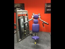 9 pieces of commercial gym equipment pulse