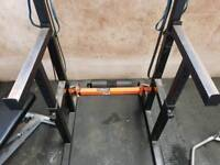 GYM EQUIPMENT - SQUAT RACK