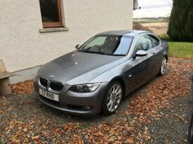 BMW 335d Coupe, low mileage