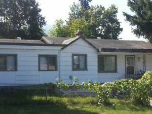 Salmon Arm Home for Rent