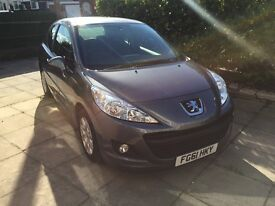 2011 Peugeot 207 1.4 Petrol Grey 3 Doors 1 Previous Owner 12k Mileage Fantastic Condition Like New!
