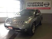 2006 Nissan Murano SE Leather and Sunroof