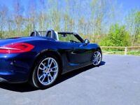 Porsche Boxster 2.7 PDK AUTO 2015 9000 miles Private owner