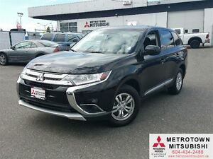 2016 Mitsubishi Outlander ES 4WD; No accidents
