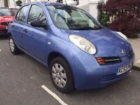 Nissan Micra 1.3 Blue Petrol Automatic - 32,000 Low Mileage 1 Owner not bmw, audi, ford, mercedes