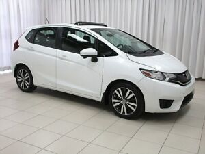 2016 Honda Fit ULTRA PRACTICAL HATCHBACK WITH GREAT FUEL ECONOMY