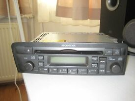 HONDA 2002 1.4 RADIO/CD PLAYER