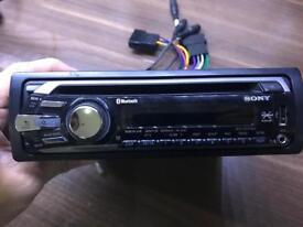 Sony MEX BT3700U stereo