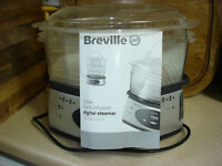 Breville Herb Infusion Digital Steamer [Collection only]