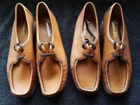 Assorted ladies flat shoes - most new - sizes 3.5 - 6
