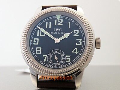IWC Pilot's Hand Wound 1936 Vintage Edition Stainless Steel 44mm IW325401