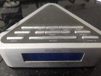 DAB Radio Alarm Clock