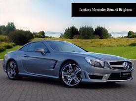 Mercedes-Benz SL SL63 AMG (silver) 2015-01-01