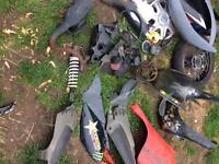 Various parts