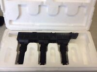 BRAND NEW!! LUCAS BRAND QUALITY COIL PACK 3 CYLINDER VAUXHALL CORSA Z10XEP ENGINE!