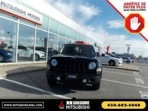 2014 Jeep Patriot North-Edition Auto 4X4 UConnect MP3/AUX A/C