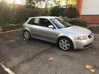 Audi S3 2001 facelift very clean Bargain