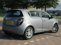 Chevrolet Aveo LTZ (grey) 2012-03-14