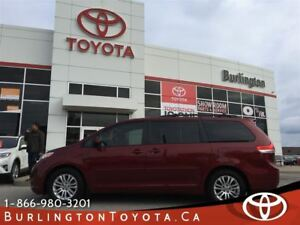 2013 Toyota Sienna XLE US MODEL IN MILES