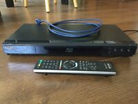 Sony blu ray player BDP-S350