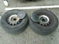 Peugeot Expert Steel Wheels x5