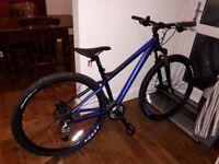 New Carrera Hellcat mountain bike 16 inch frame