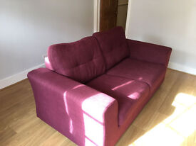 Fully working double sofabed sofa bed - £100 MUST GO!!