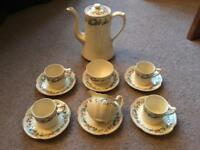 Four Piece Coffee Set