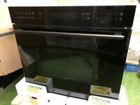 New Wolf Single Wall oven and Wolf Steam Oven Combo Black Sub Zero INC VAT