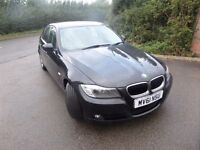 2011 BMW 320d (£20 a year road tax)