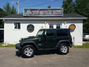 2010 Jeep Wrangler Mountain