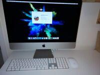 Apple iMac, 21.5 inch, September 2017, 2.3GHz Intel Core i5, 8GB memory, 1.03 TB Fusion Drive