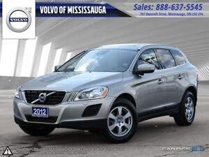 2012 Volvo XC60 T6 AWD A Premier Plus DEALER SERVICED, CLEAN CAR
