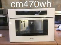 4 x white appliances oven steam oven combi micro coffee machine all new x display WOW